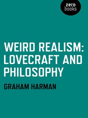 cover image of Weird Realism
