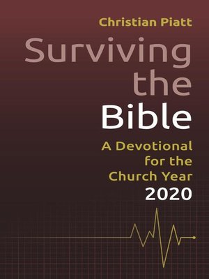 cover image of Surviving the Bible
