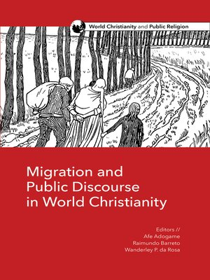 cover image of Migration and Public Discourse in World Christianity
