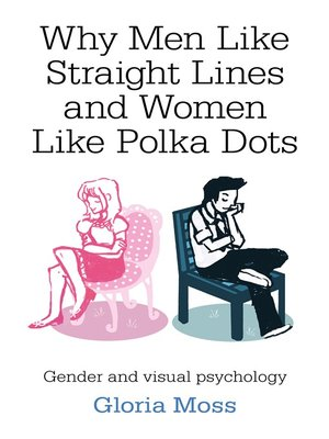 cover image of Why Men Like Straight Lines and Women Like Polka Dots
