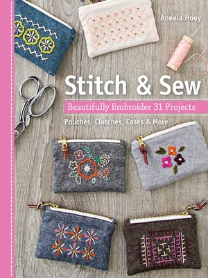 cover image of Stitch & Sew