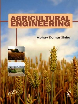 cover image of Agricultural Engineering