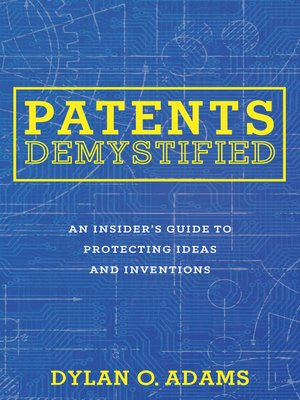 cover image of Patents Demystified