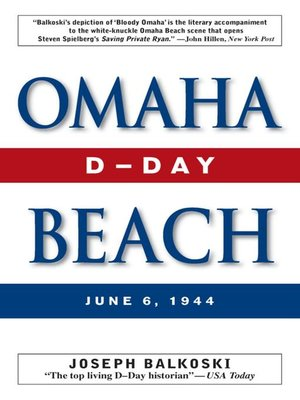 cover image of Omaha Beach