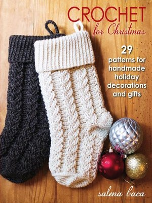 cover image of Crochet for Christmas
