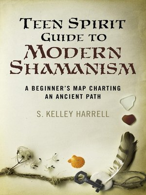 cover image of Teen Spirit Guide to Modern Shamanism