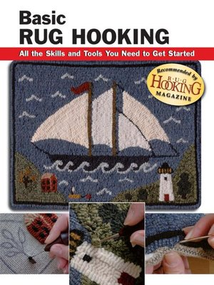 cover image of Basic Rug Hooking