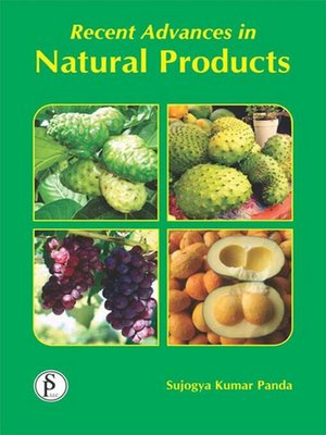 cover image of Recent Advances In Natural Products