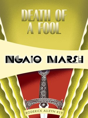 cover image of Death of a Fool