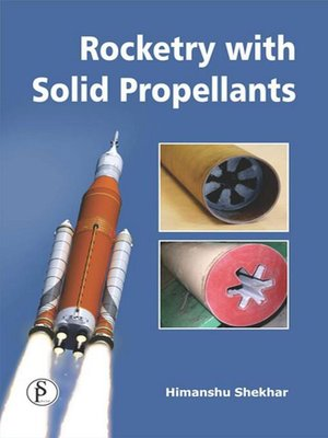 cover image of Rocketry With Solid Propellants