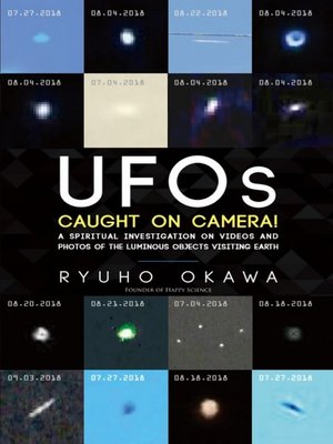 cover image of UFOs Caught on Camera