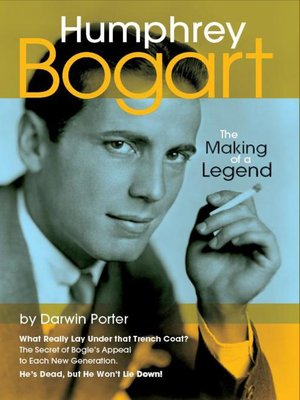cover image of Humphrey Bogart