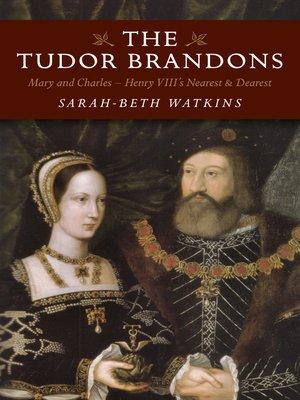 cover image of The Tudor Brandons