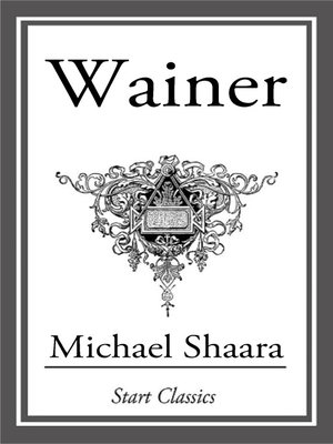 cover image of Wainer