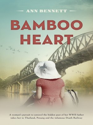 cover image of Bamboo Heart