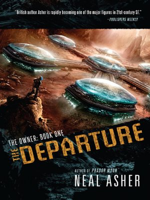 cover image of The Departure