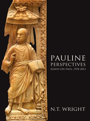 cover image of Pauline Perspectives