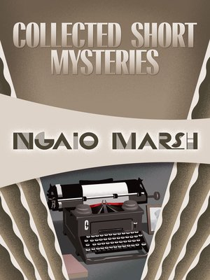 cover image of Collected Short Mysteries