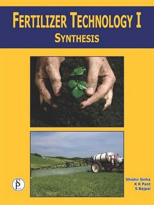 cover image of Fertilizer Technology-I, Synthesis