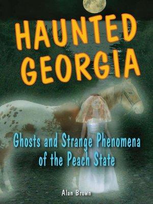 cover image of Haunted Georgia