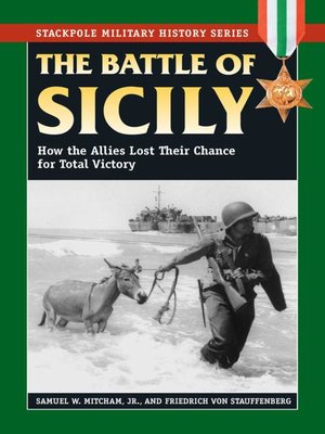 cover image of The Battle of Sicily