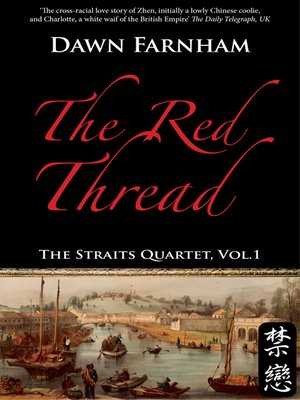 cover image of The Red Thread