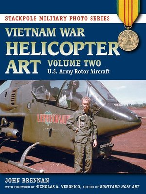 cover image of Vietnam War Helicopter Art