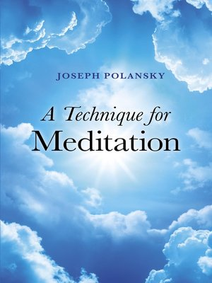 cover image of A Technique for Meditation