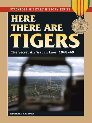 cover image of Here There are Tigers