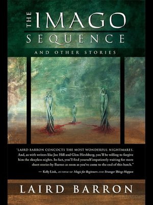 cover image of The Imago Sequence