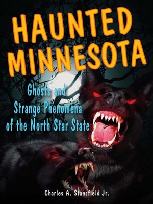 cover image of Haunted Minnesota