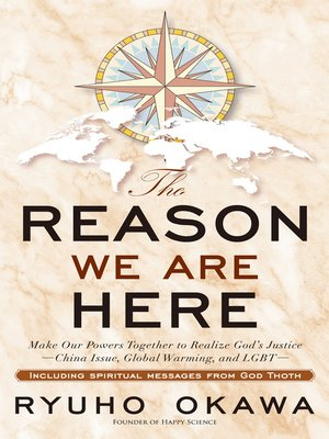 cover image of The Reason We are Here