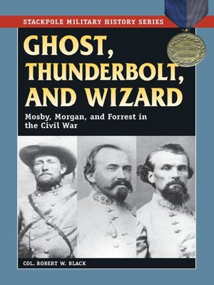 cover image of Ghost, Thunderbolt, and Wizard