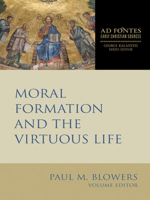 cover image of Moral Formation and the Virtuous Life