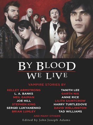 cover image of By Blood We Live