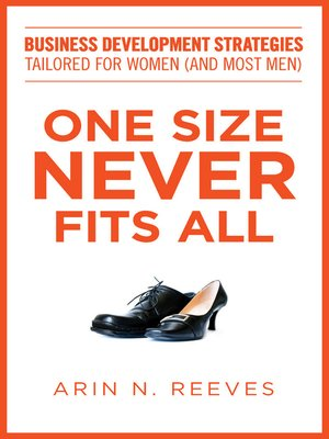 cover image of One Size Never Fits All