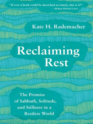 cover image of Reclaiming Rest