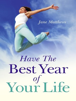 cover image of Have the Best Year of Your Life
