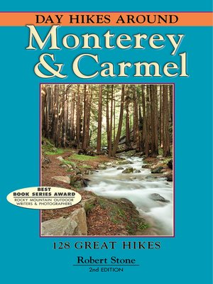 cover image of Day Hikes Around Monterey and Carmel
