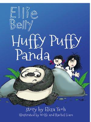 cover image of Huffy Puffy Panda