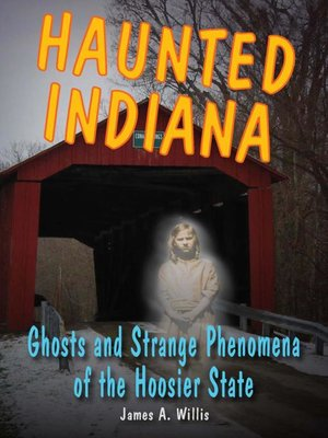 cover image of Haunted Indiana