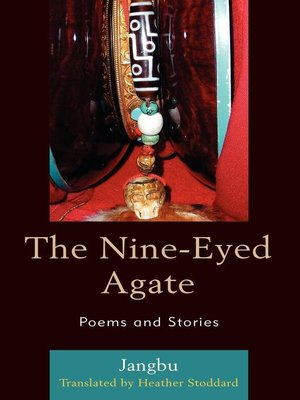 cover image of The Nine-Eyed Agate