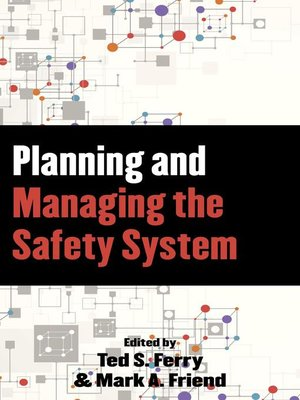 cover image of Planning and Managing the Safety System