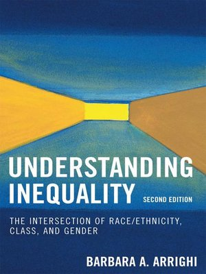 cover image of Understanding Inequality