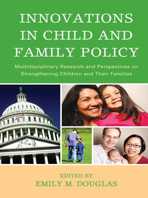 cover image of Innovations in Child and Family Policy