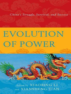 cover image of Evolution of Power