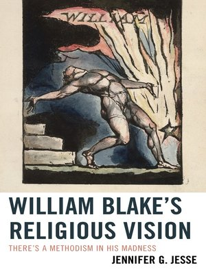 cover image of William Blake's Religious Vision