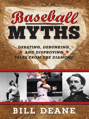 cover image of Baseball Myths