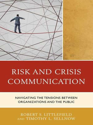 cover image of Risk and Crisis Communication