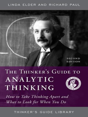 cover image of The Thinker's Guide to Analytic Thinking
